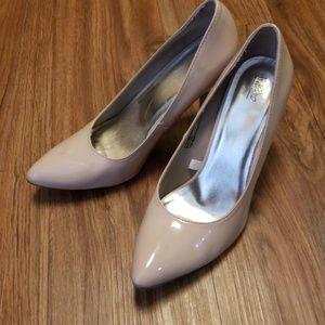 Mossimo nude heels size 9 women